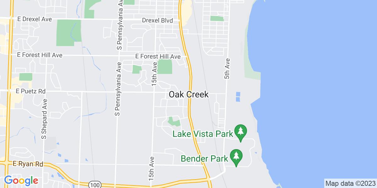 Oak Creek, WI