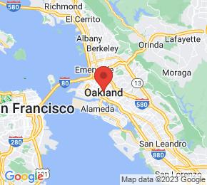 Job Map - Oakland, California  US