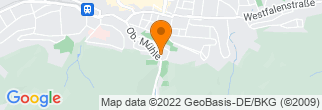 Google Map of Obere Mühle 41 58644 Iserlohn