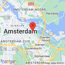 Google map of Gerardus Majellakerk, Amsterdam