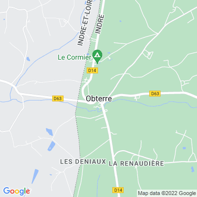 bed and breakfast Obterre