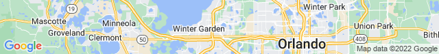 Map of FL