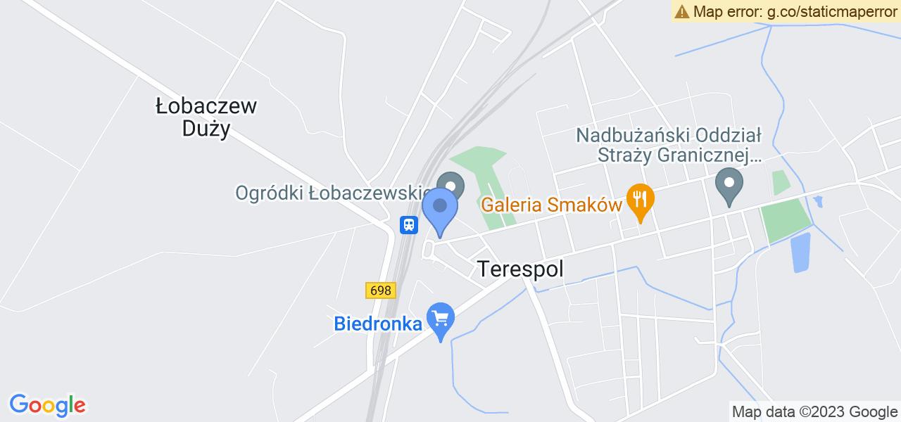 Osiedle Ogródki Łobaczewskie w Terespolu – w tych punktach ekspresowo wyślesz turbinę do autoryzowanego serwisu