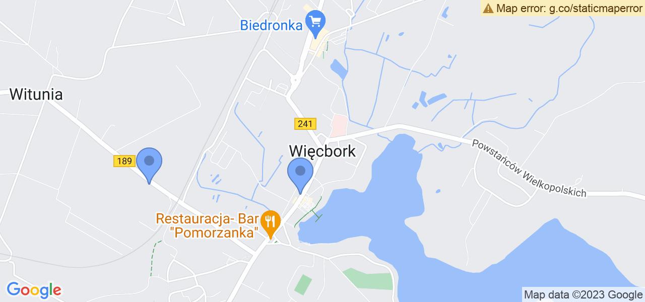 Osiedle Ogrody w Więcborku – w tych punktach ekspresowo wyślesz turbinę do autoryzowanego serwisu