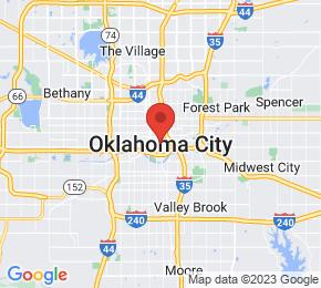 Job Map - Oklahoma City, Oklahoma  US