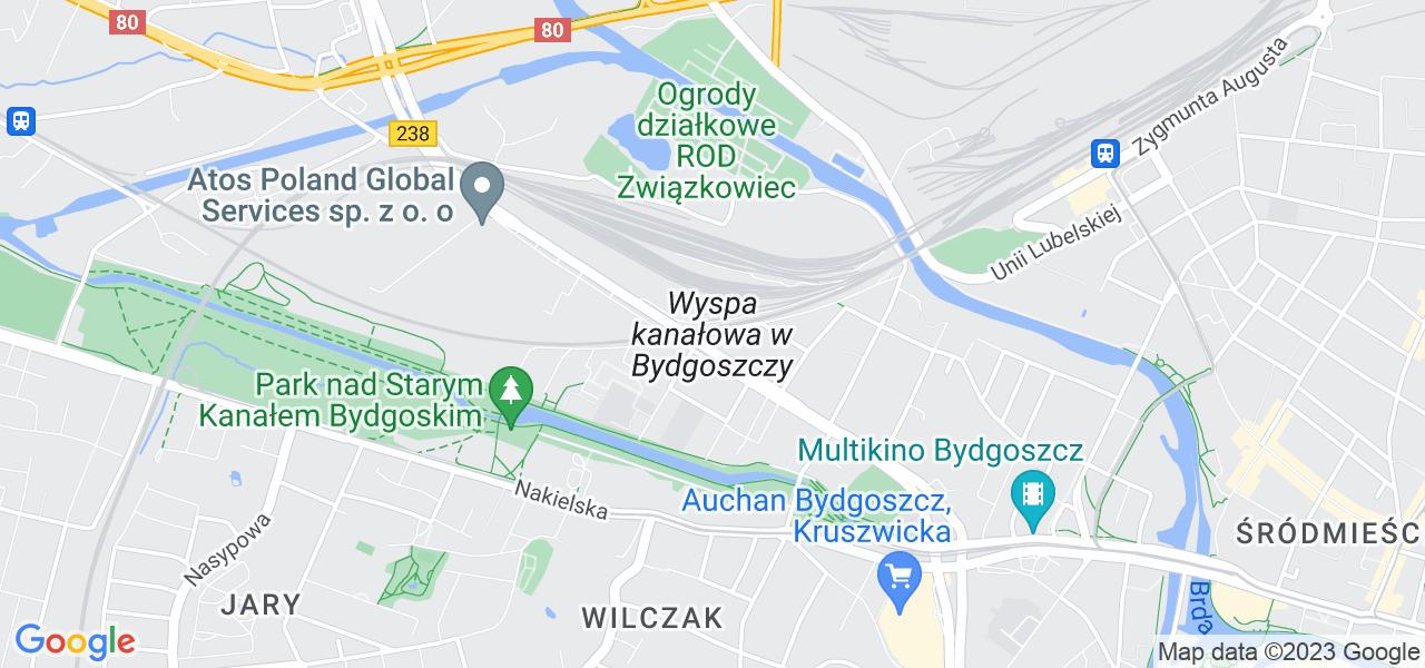 Osiedle Okole w Bydgoszczy – w tych punktach ekspresowo wyślesz turbinę do autoryzowanego serwisu
