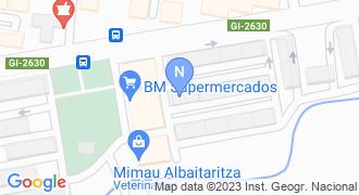 BM supermerkatua   mapa
