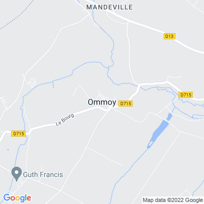 bed and breakfast Ommoy