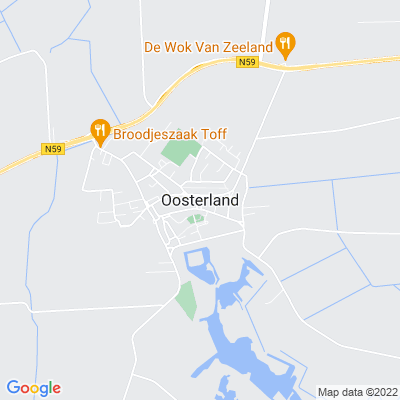bed and breakfast Oosterland