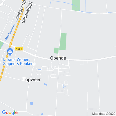 bed and breakfast Opende