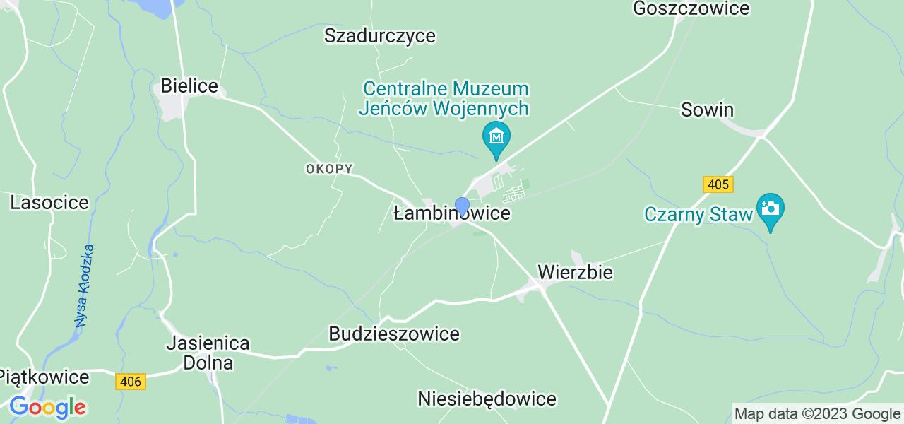 Dostępne w Łambinowicach lokalizacje punktów nadania, z których możesz skorzystać, chcąc wysłać turbinę do regeneracji w największym serwisie w Polsce