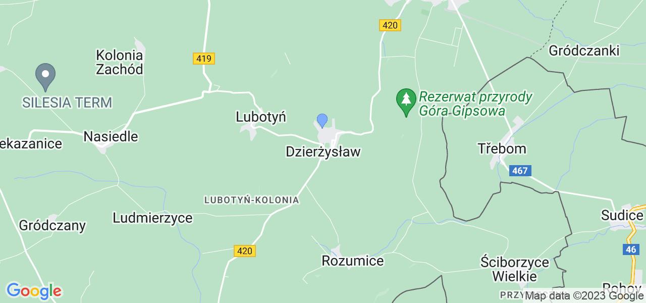 Dostępne w Dzierżysławiu lokalizacje punktów nadania, z których możesz skorzystać, chcąc wysłać turbinę do regeneracji w największym serwisie w Polsce