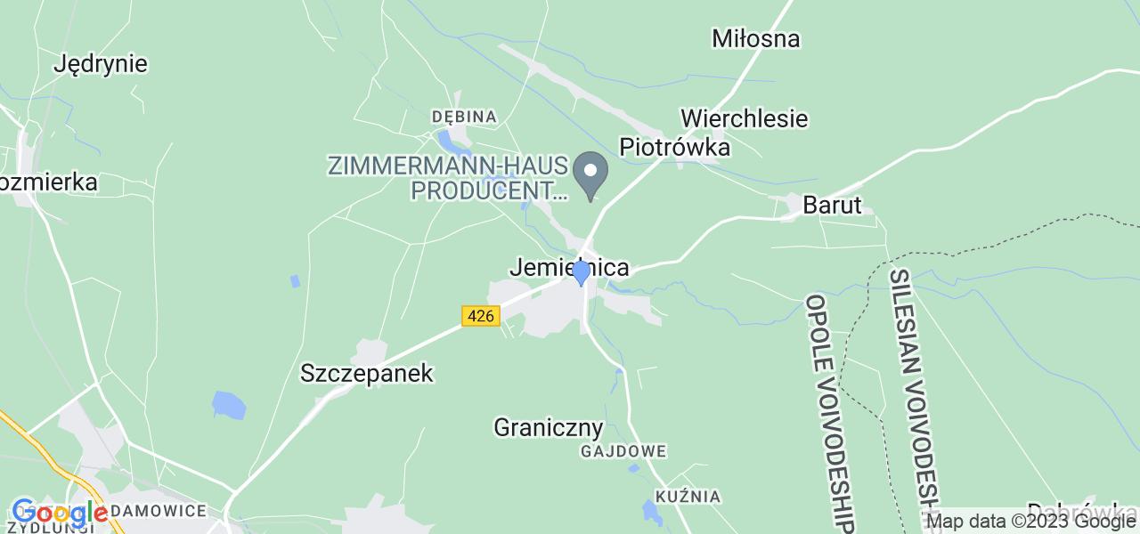 Dostępne w Jemielnicy lokalizacje punktów nadania, z których możesz skorzystać, chcąc wysłać turbinę do regeneracji w największym serwisie w Polsce