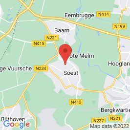 Google map of Watertoren, Soest