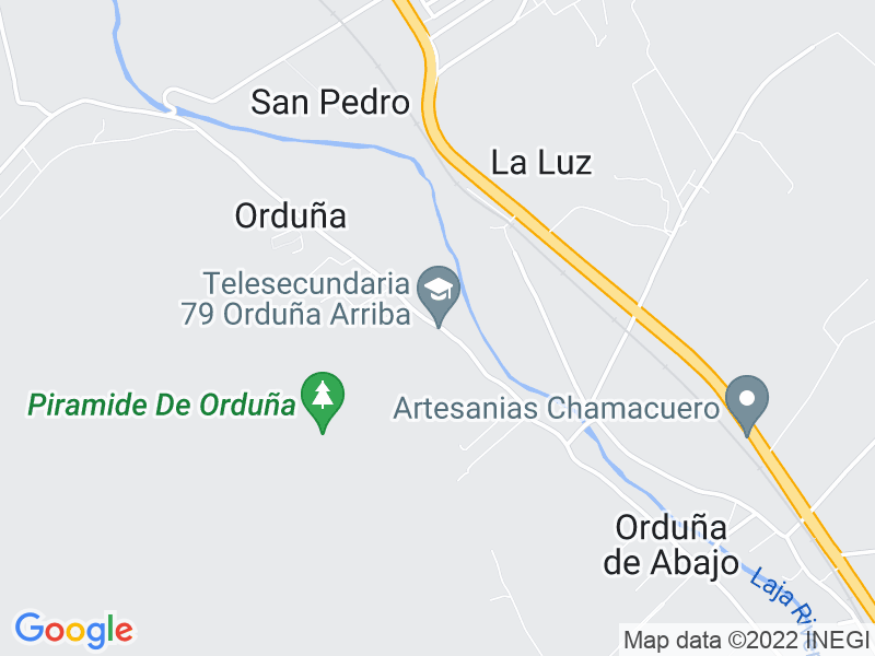 Orduña de Arriba, Guanajuato