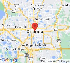 Job Map - Orlando, Florida  US