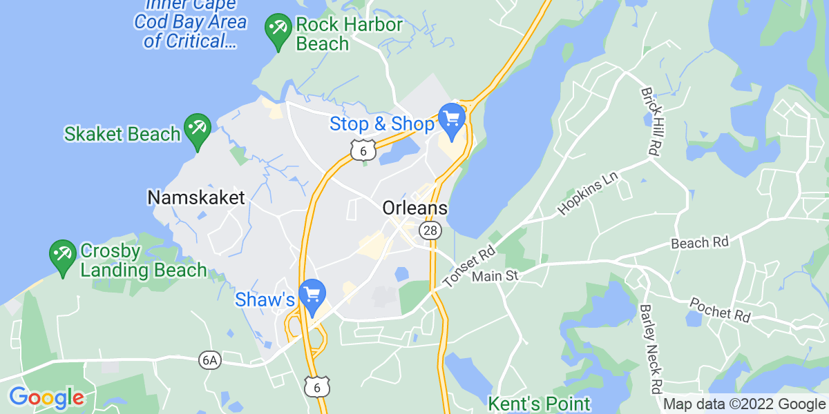 Orleans, MA