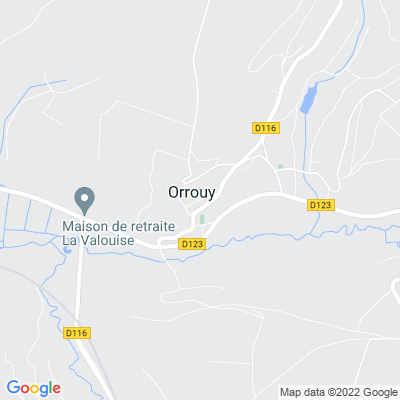 bed and breakfast Orrouy