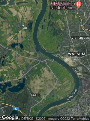 Google Map of Orsoy