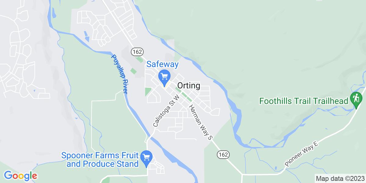 Orting, WA