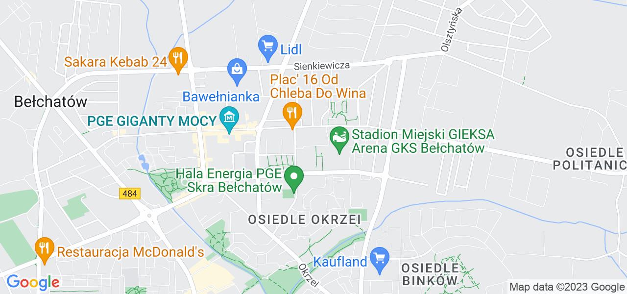 Osiedle Osiedle 1 Maja w Bełchatowie – w tych punktach ekspresowo wyślesz turbinę do autoryzowanego serwisu