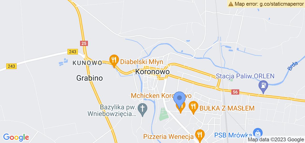 Osiedle Osiedle 600-lecia w Koronowie – w tych punktach ekspresowo wyślesz turbinę do autoryzowanego serwisu