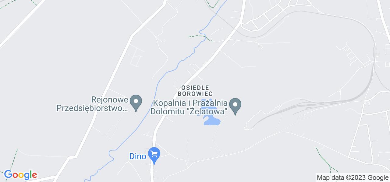 Osiedle Osiedle Borowiec w Chrzanowie – w tych punktach ekspresowo wyślesz turbinę do autoryzowanego serwisu