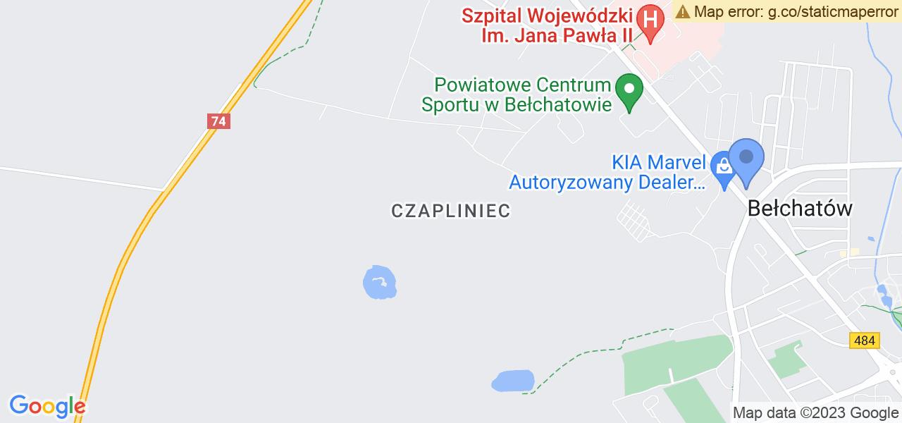 Osiedle Osiedle Czaplinieckie w Bełchatowie – w tych punktach ekspresowo wyślesz turbinę do autoryzowanego serwisu