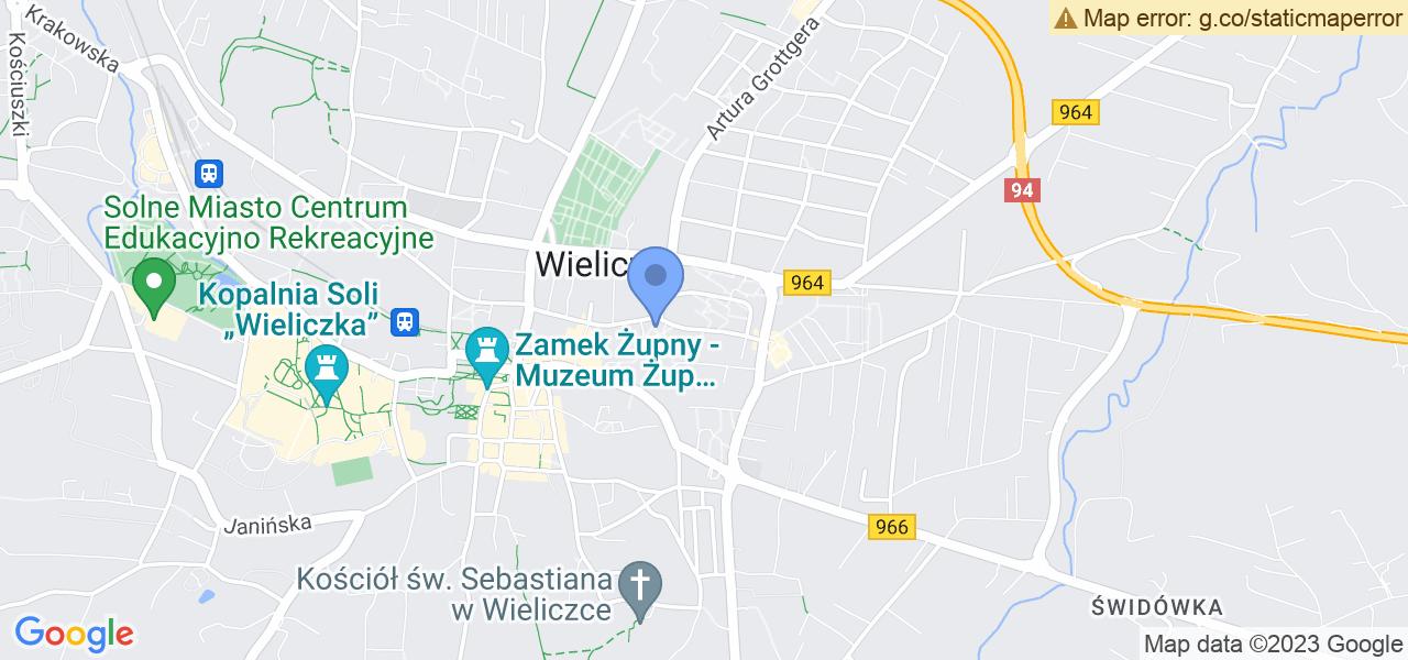 Osiedle Osiedle Henryka Sienkiewicza w Wieliczce – w tych punktach ekspresowo wyślesz turbinę do autoryzowanego serwisu