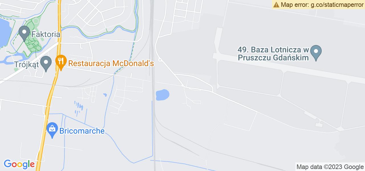 Osiedle Osiedle Komarowo w Pruszczu Gdańskim – w tych punktach ekspresowo wyślesz turbinę do autoryzowanego serwisu