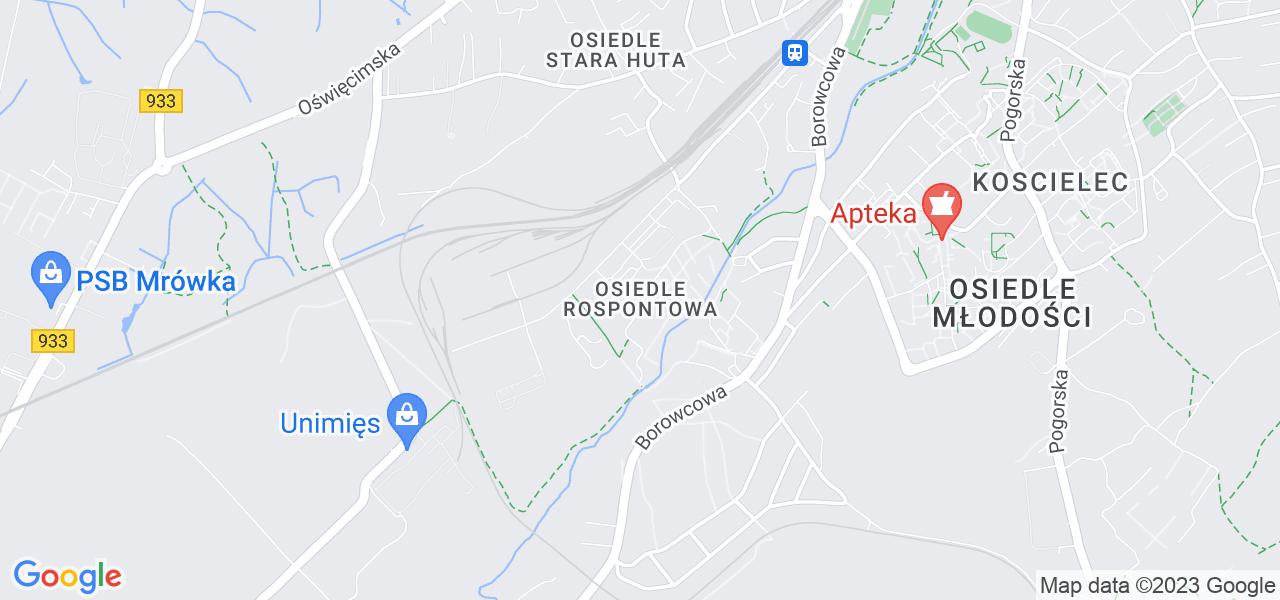 Osiedle Osiedle Rospontowa w Chrzanowie – w tych punktach ekspresowo wyślesz turbinę do autoryzowanego serwisu