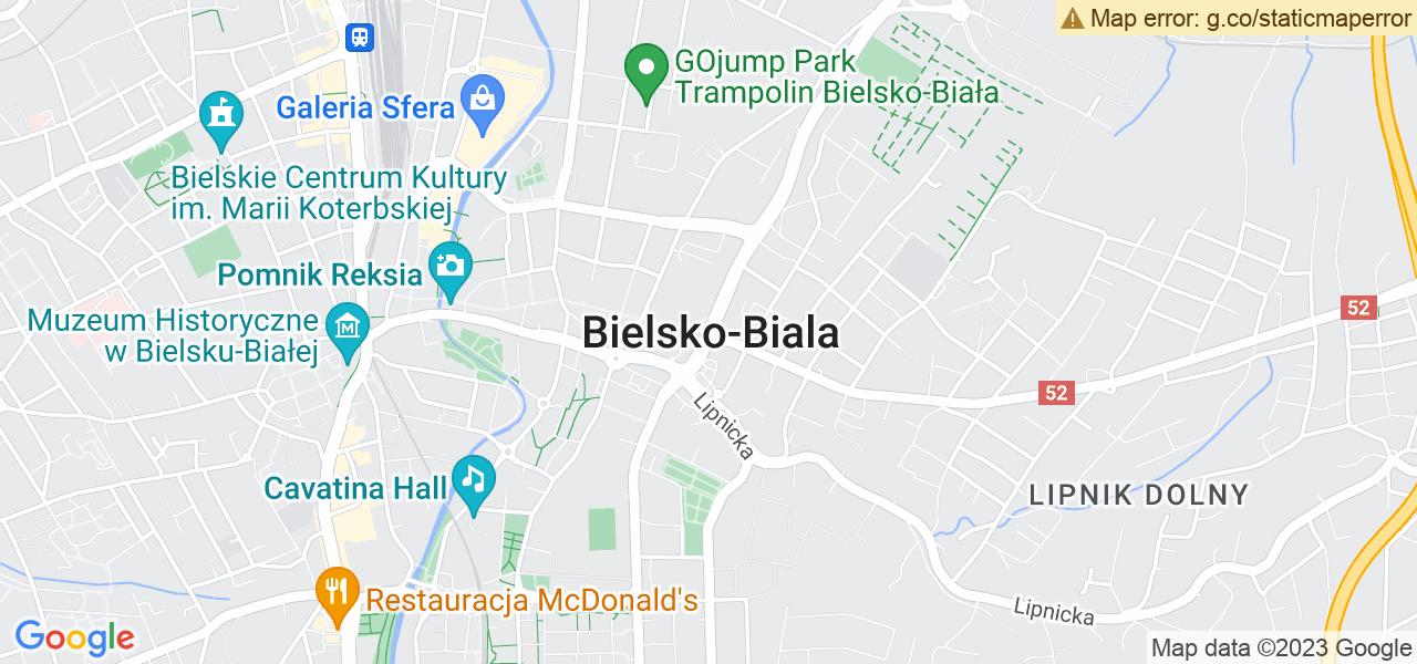 Osiedle Osiedle Słoneczne w Bielsku-Białej – w tych punktach ekspresowo wyślesz turbinę do autoryzowanego serwisu