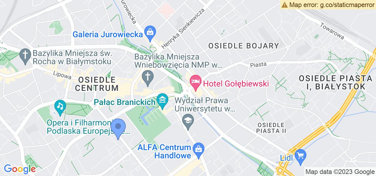 Osiedle Osiedle Skłodowskiej w Białymstoku – w tych punktach ekspresowo wyślesz turbinę do autoryzowanego serwisu