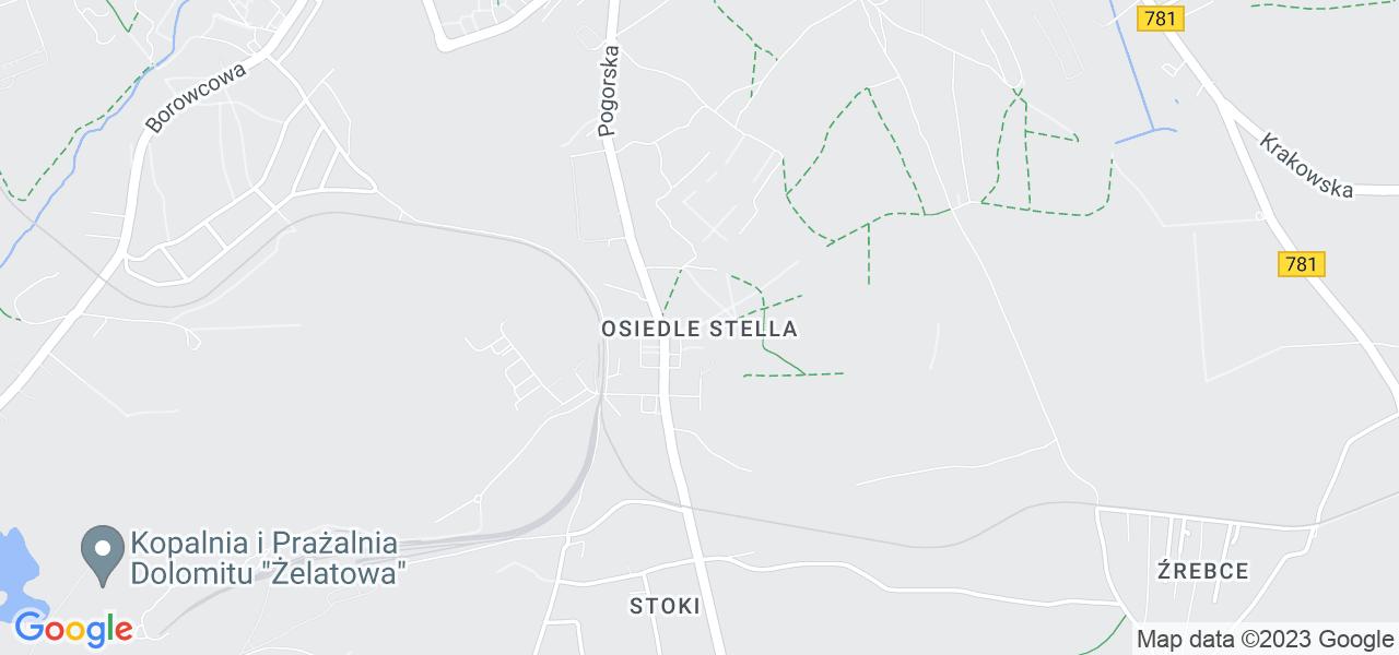 Osiedle Osiedle Stella w Chrzanowie – w tych punktach ekspresowo wyślesz turbinę do autoryzowanego serwisu
