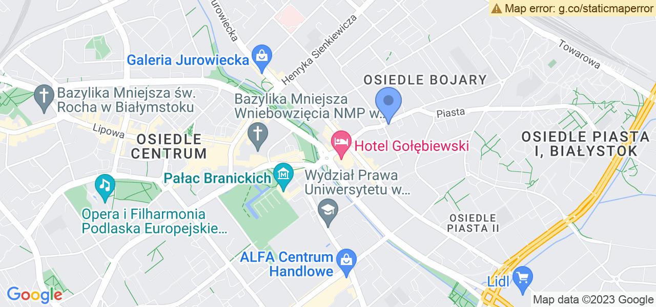 Osiedle Osiedle Tytoniówka w Białymstoku – w tych punktach ekspresowo wyślesz turbinę do autoryzowanego serwisu
