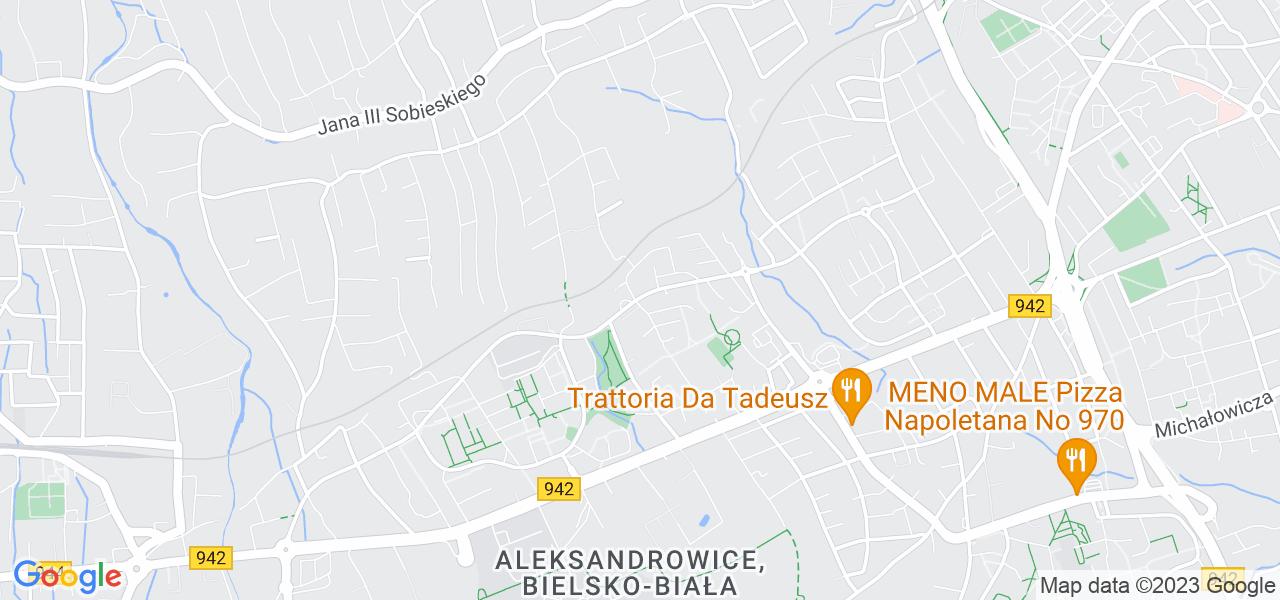 Osiedle Osiedle Wojska Polskiego w Bielsku-Białej – w tych punktach ekspresowo wyślesz turbinę do autoryzowanego serwisu