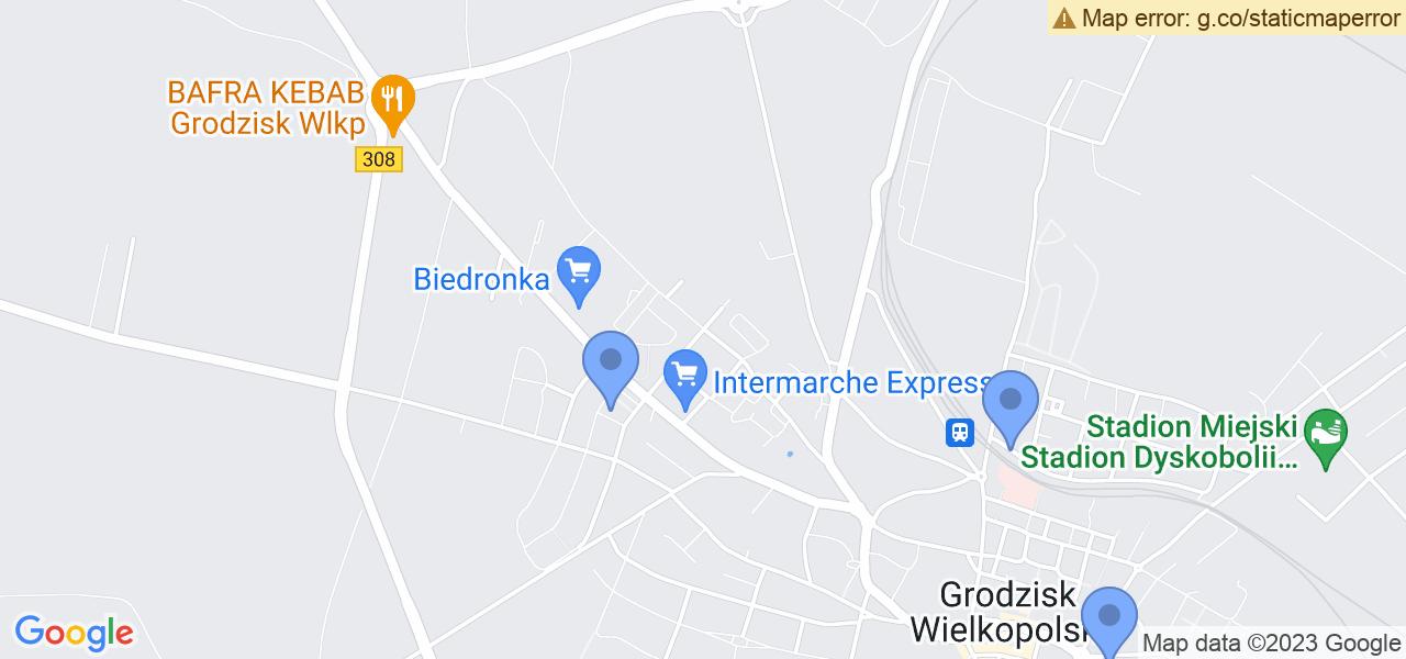 Osiedle Osiedle Wojska Polskiego w Grodzisku Wielkopolskim – w tych punktach ekspresowo wyślesz turbinę do autoryzowanego serwisu