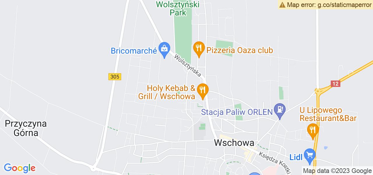 Osiedle Osiedle Zwycięstwa w Wschowie – w tych punktach ekspresowo wyślesz turbinę do autoryzowanego serwisu