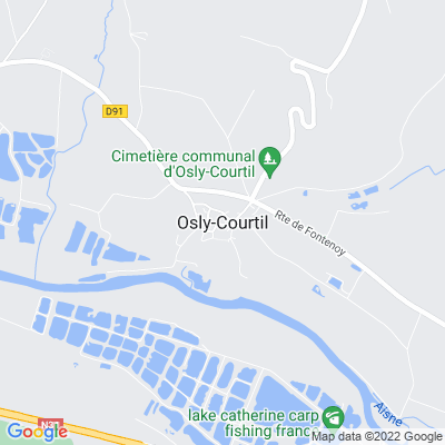 bed and breakfast Osly-Courtil