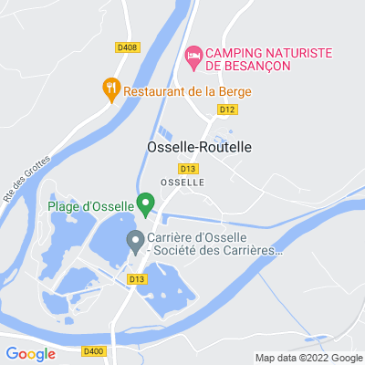 bed and breakfast Osselle