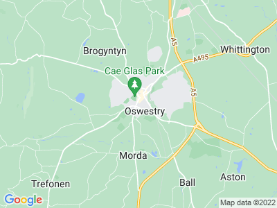 Personal Injury Solicitors in Oswestry