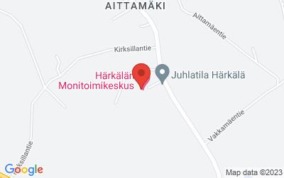 Map of OtaVoima osk / Katsuva