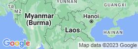 Oudômxai map