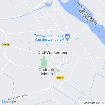 bed and breakfast Oud-Vossemeer