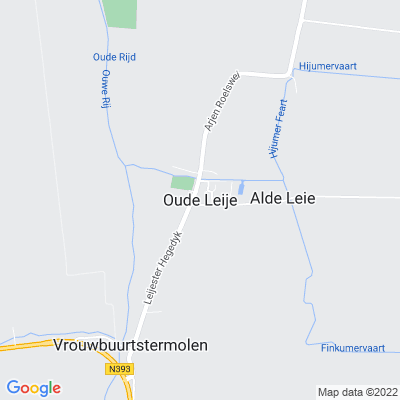 bed and breakfast Oude Leije