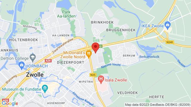Van+Mossel+Kia+Zwolle op Google Maps