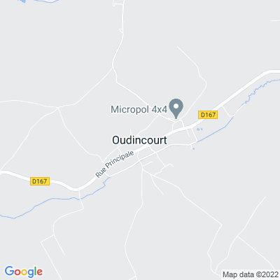 bed and breakfast Oudincourt