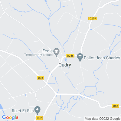 bed and breakfast Oudry