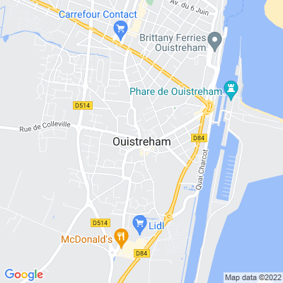 bed and breakfast Ouistreham