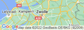 Zwolle map